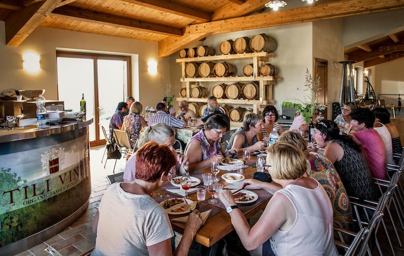 Tili Vini Assisi - Degustazioni - Tipico pranzo umbro