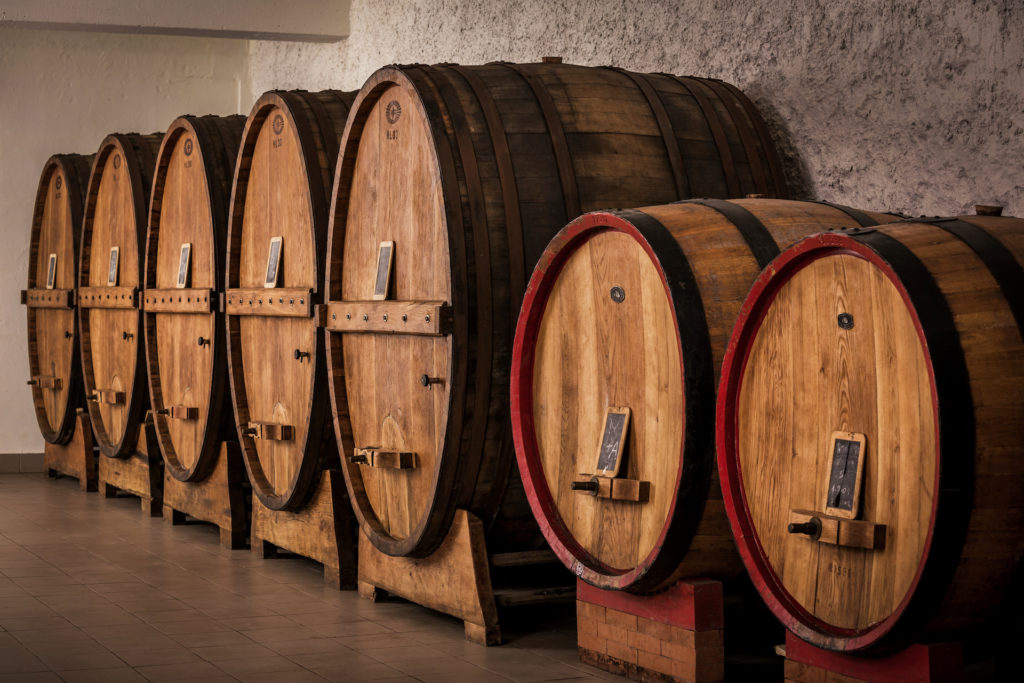 Tili Vini Assisi - botti legno