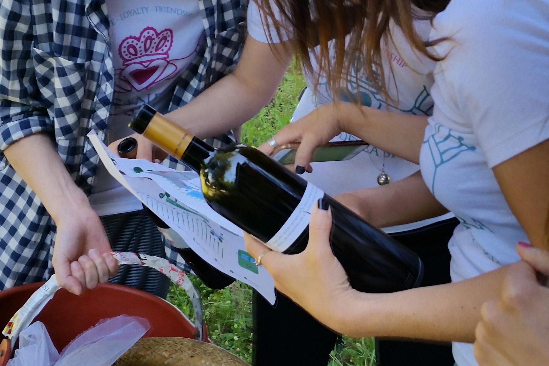 Degustazione Assisi Tili Vini - Caccia al tesoro francescano 1