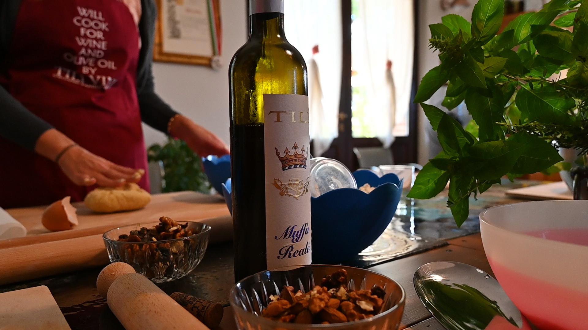 Esperienza sensoriale Assisi Tili Vini - Lezioni di cucina Umbra 11