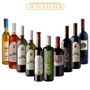 Tili Vini Assisi - Premium Bio Box
