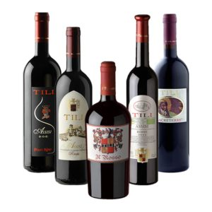 Tili Vini Assisi - Rote Box