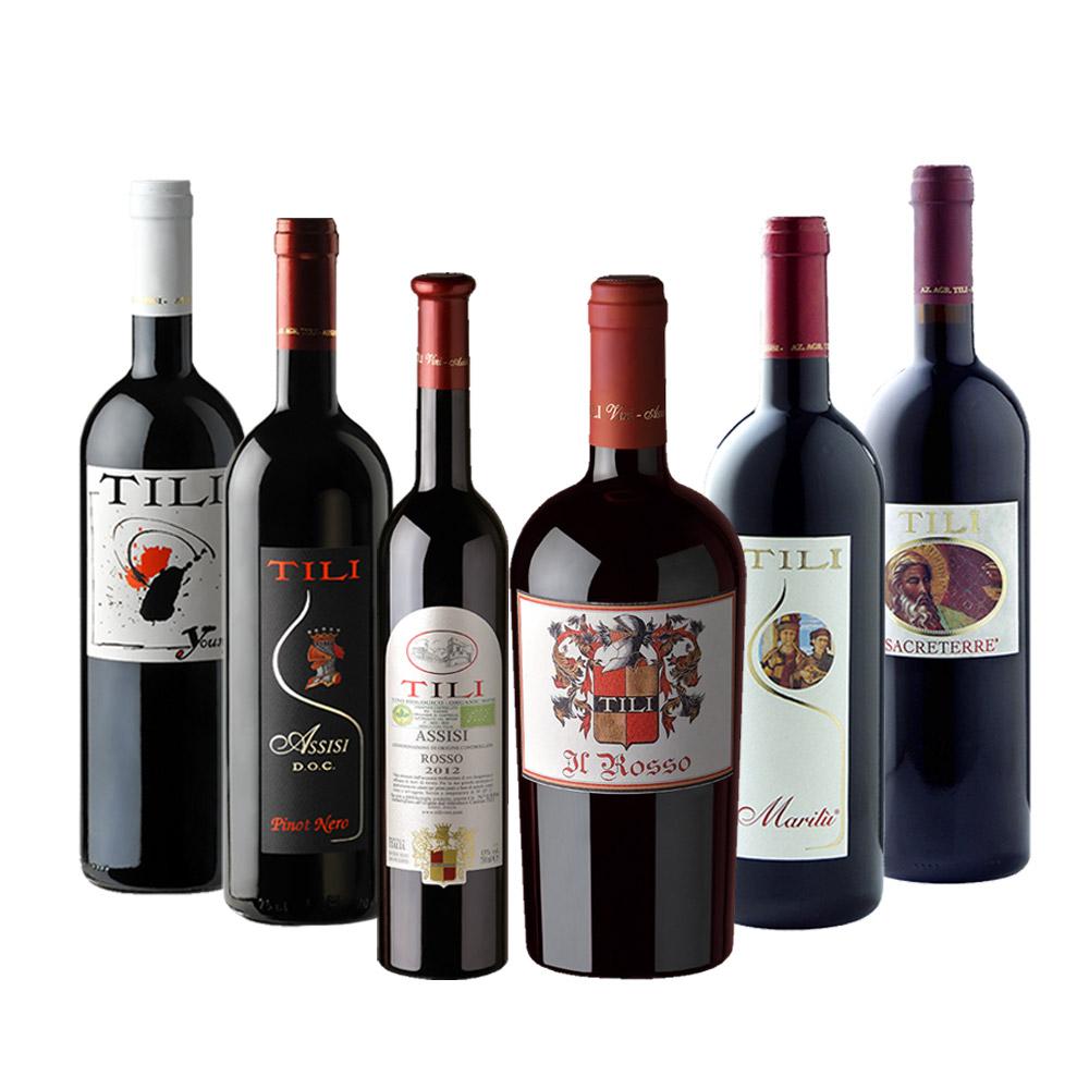 Tili Vini - Red tasting