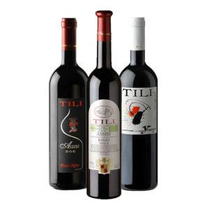 Tili Vini - Total Red box